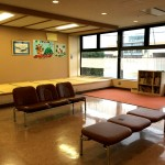 内科外科待合室
