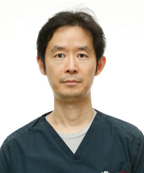 内科医長 長谷 亘(はせ わたる)