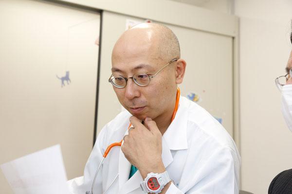 小児科医師 木田和宏