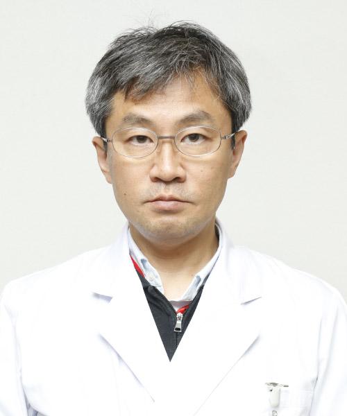 内科診療部長/中村 利仁(なかむら としひと)