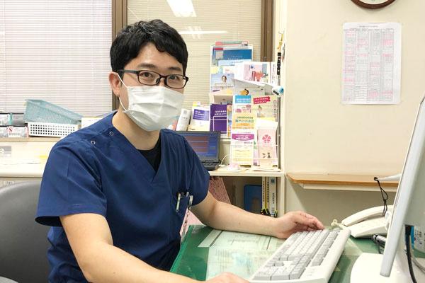 内科・総合診療科医師 松田卓也